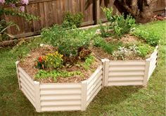 Raised garden beds are a great alternative or addition to a traditional in-ground garden for both the experienced green thumb and novice gardener alike and will result in healthier plants and less gardening challenges.