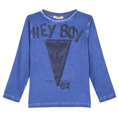 CAMISETA NIÑO HEY BOY 3 POMMES
