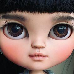 Sega! Icy Blythe Doll by Tiina #tiinacustom #icydoll #icydollcustom
