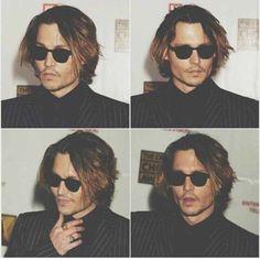 Johnny Depp ❤️ uploaded by Johnny Depp Quotes, Johnny Depp Movies, Young Johnny Depp, Here's Johnny, The Hollywood Vampires, Hollywood Stars, Johnny Depp Wallpaper, Johny Depp, Just Beautiful Men