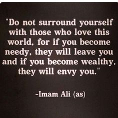 absolutely right wisely said wisely take decisions wise thinking most benefacial who think like that wisely succeed here and after too inshallah Hazrat Ali Sayings, Imam Ali Quotes, Hadith Quotes, Muslim Quotes, Quran Quotes, Religious Quotes, Allah Quotes, Islamic Inspirational Quotes, Islamic Quotes