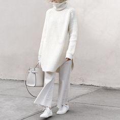Hope Grand Sweater via Damoy
