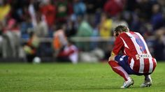 Atletico Madrid head coach Diego Simeone remained coy on the possibility of Fernando Torres returning to Spain.