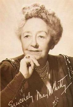 Dame May Whitty: The Lady Vanishes, Mrs. Miniver, Suspicion, Night Must Fall