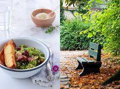 receta de ensalada de invierno _ food and cook