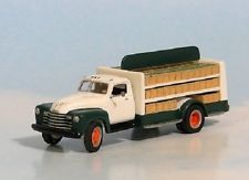HO 1/87 Sylvan Scale Models # V-107 1948-53 Chevy Conventional Bev. Truck KIT
