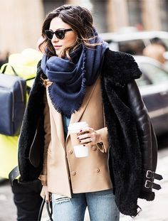 Outfit Ideas to Bring Your Leather Jacket Back to Life   WhoWhatWear