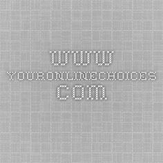 www.youronlinechoices.com