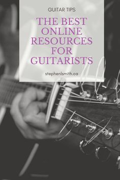 Wanted to start learning Fingerstyle guitar but just don't know how to start? Are you a guitarist trying to bring your skills to the next level? Then check out these resources guaranteed to bring you results! Guitar Chords And Scales, Guitar Chords For Songs, Guitar Tips, Music Guitar, Playing Guitar, Music Songs, Learning Guitar, Ukulele, Online Guitar Lessons