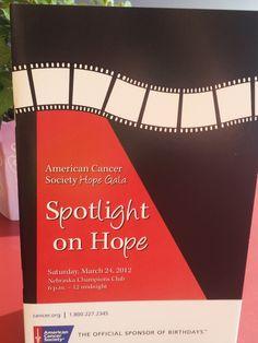 Spotlight on Hope -   American Cancer Society
