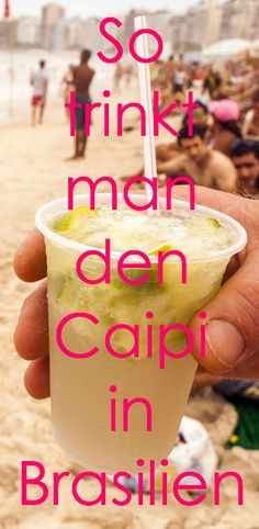 Wie die Brasilianer ihren Caipirinha wirklich trinken! Das Originalrezept steht hier: http://www.travelbook.de/welt/Teil-2-unserere-Serie-So-holen-Sie-sich-Brasilien-nach-Hause-Wie-die-Brasilianer-ihren-Caipirinha-wirklich-trinken-366827.html