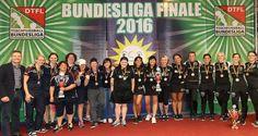 Deutsche Meister im Tischfußball kommen aus Koblenz und Berlin