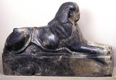 Ph, Lion Sculpture, Statue, Sphynx, Egyptian Art, Sculptures, Sculpture