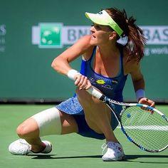 @ARadwanska getting lowww! #WTA