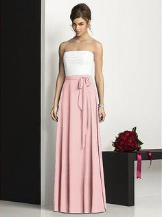 After Six Bridesmaids Style 6677 http://www.dessy.com/dresses/bridesmaid/6677/#.UjI22ca1H3E