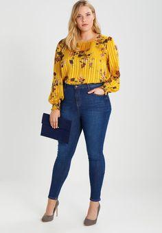 ¡Consigue este tipo de blusa estampada de New Look Curves ahora! Haz clic para ver los detalles. Envíos gratis a toda España. New Look Curves VARIGATED STRIPE PRINT WIDE CUFF Blusa orange/yellow: New Look Curves VARIGATED STRIPE PRINT WIDE CUFF Blusa orange/yellow Ropa     Material exterior: 100% poliéster   Ropa ¡Haz tu pedido   y disfruta de gastos de enví-o gratuitos! (blusa estampada, estampada, estampado, estampados, drapeada, print, printed, bluse mit muster, blusa estampada, chem...