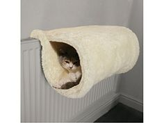 Rosewood Luxury Cat Tunnel/Bed: Amazon.co.uk: Pet Supplies
