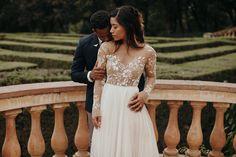 Kristen + Daemaine (Barcelona, Spain) - Jordan Voth | Seattle Wedding & Portrait Photographer