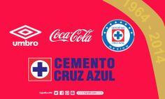 Cruz Azul • Jersey 50 Aniversario Umbro • • LigraficaMX 090214CTG