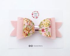 Now availabe on our store Talia - Oversized bow Check it out here!  [product-url