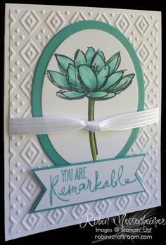 RemarkableFlower - SU - Remarkable You stamp set