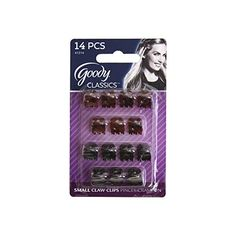 http://picxania.com/wp-content/uploads/2017/10/goody-mini-clip-micro-14-pack.jpg - http://picxania.com/goody-mini-clip-micro-14-pack/ - Goody Mini Clip, Micro 14 Pack -  Price:    Goody Micro Mini Crown Clips 14 packGoody Mini Clip, Micro 14 Pack04145741314241314