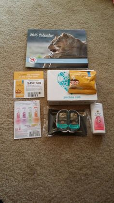 Gevalia coffee, olay body wash, sheba cat food samples, coupons from pinchme.com and four paws 2015 calendar #freestuff #freebies #samples #free