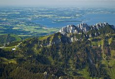 Das #Chiemsee #Alpenland; Aktivurlaub am Chiemsee: www.hikeandbike.de