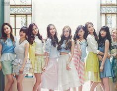 [Scan] Girls' Generation THE BEST Album ❤️ By JTsteplove. #snsd