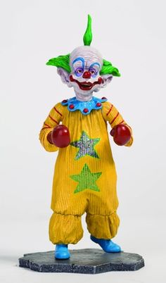 Killer Klowns from Outer Space Shorty Deluxe Action Figure