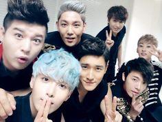 Shindong, Ryeowook, Kangin, Siwon, Sungmin, Donghae, Eunhyuk