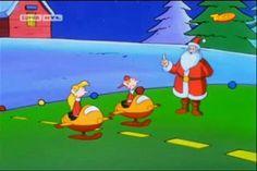 Trixie, Guilfy und Weihnachtsmann