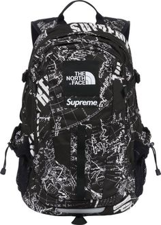 SUPREME X THE NORTH FACE - Hot Shot Backpack