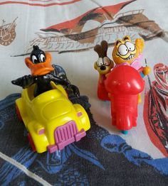 Check out this item in my Etsy shop https://www.etsy.com/listing/226709156/vintage-macdonalds-happy-meal-toys