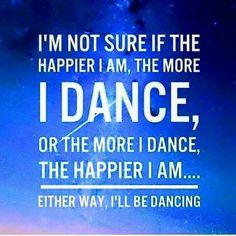 Both! Love Dancing !