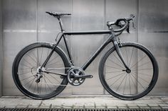 Cannondale CAAD10 Black Ultegra ENVE Shop Build - Kinoko Cycles