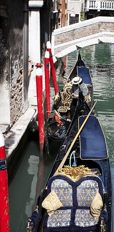 Twitter / andreagiusep: #Venice Gondola #Park #Italy ...