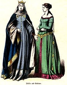 HIstory of Costume by Broun & Schneider (1861-1880), good when looking for costume inspirations