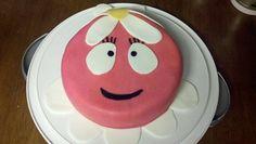 Foofa cake option 2
