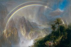 Frederic Edwin Church - Rainy Season in the Tropics - Google Art Project.jpg