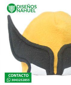 Gorro Wolverine