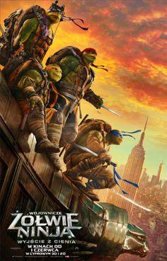 Wojownicze żółwie ninja Wyjście z cienia (2016) napisy pl Opis Filmu: Oparta na popularnej serii o wojowniczych żółwiach ninja kontynuacja wielkiego przeboju kinowego z 2014 r. I tym razem czterech wojowniczych śmiałków stanie w obronie zagrożonego miasta. Donatello, Michaelangelo, Raphael i Splinter będą musieli zmierzyć się z niebezpieczeństwem, o jakim nawet nie śnili.    Informacje o filmie: Czas trwania: 111 minut Produkcja: USA; 2016 Gatunek: Akcja/Komedia/Science-Fiction Wersja: 2D…