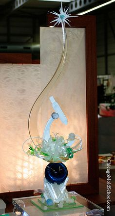 Sugar Showpiece - IKA Culinary Olympics '08 - The Chicago School of Mold Making