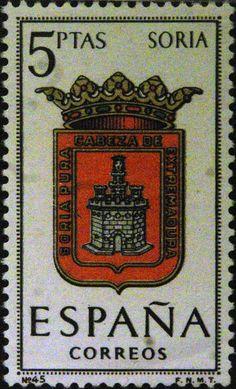 Sellos - Escudos Heráldicos - Soria