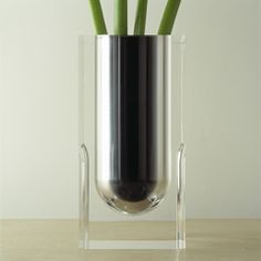 John Pawson Vase with Insert _