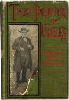 'That Printer of Udell's' Love this Book!
