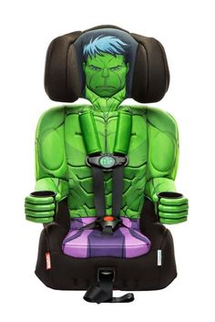 Superhero Booster Seats Protect Your Kids In The Loving Arms Of Favorite Marvel Characters