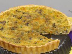 Recetas | Tarta de papa y queso | Utilisima.com