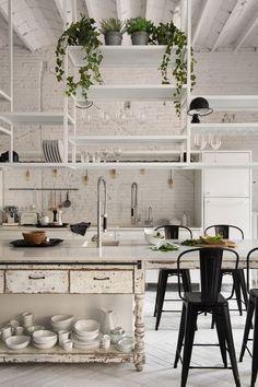 industrial kitchen //