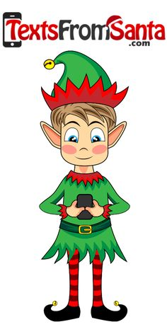 "Have your ""Little Elf"" connect with Santa this Christmas Season!"